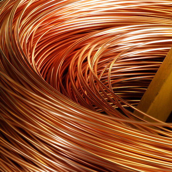 Copper #1 and #2 Scrap Metal Wire Prices